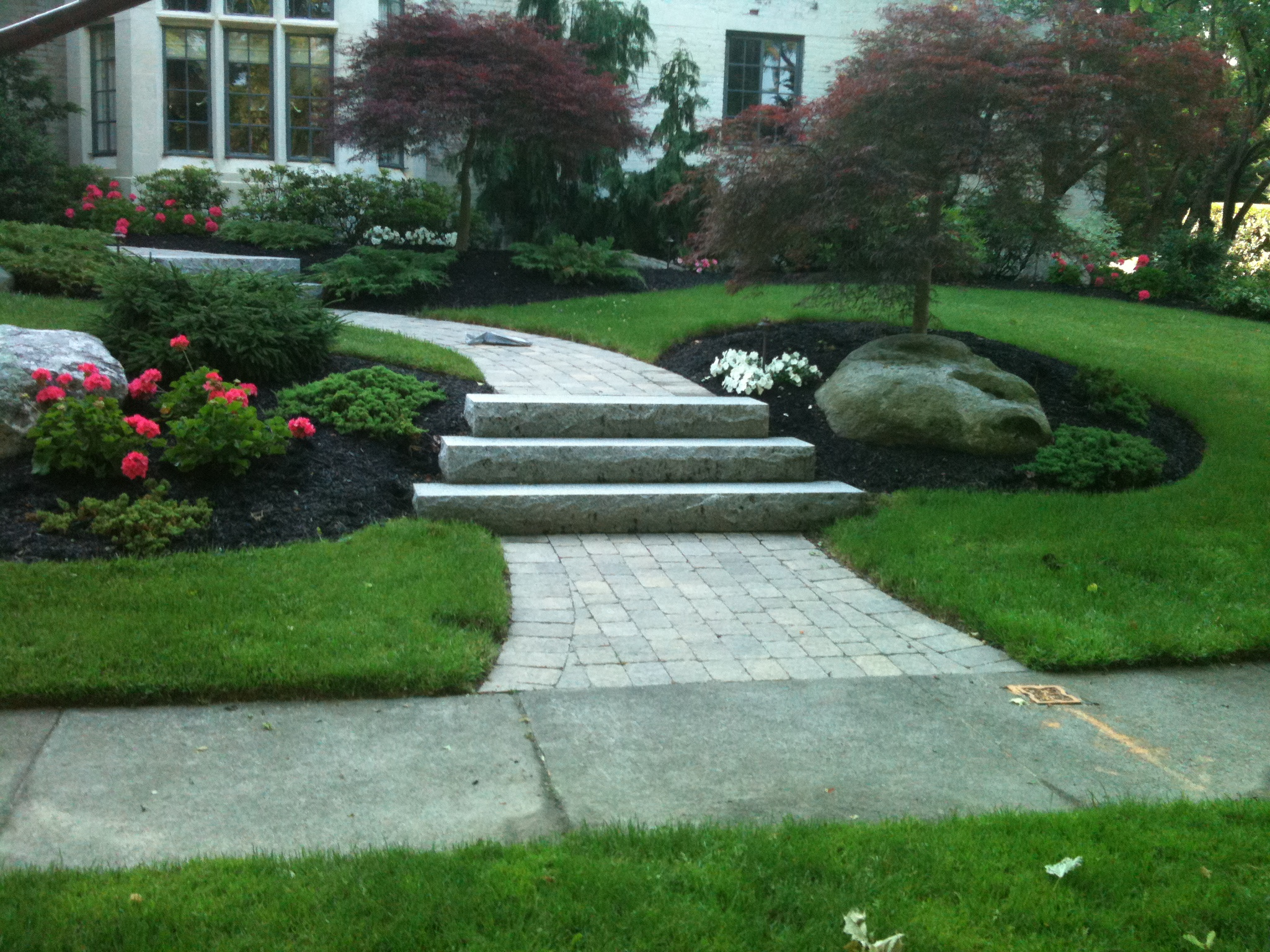 Landscape Design & Installation