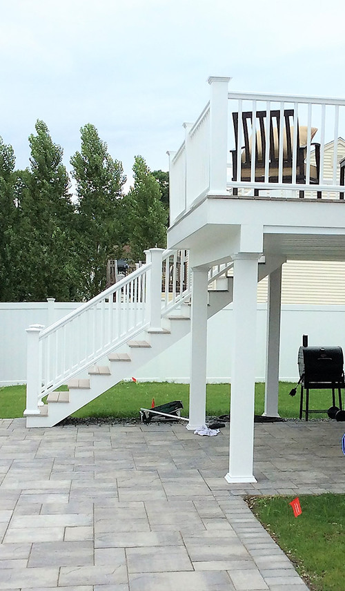 Why choose Masonworks LLC for your backyard projects in the Brookline, Newton, Weston & Wellesley, MA area