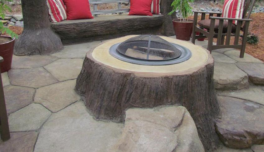 Outdoor Fireplace Custom Fire Pit Installer Serving The Brookline Newton Weston Wellesley Ma Area