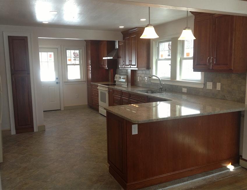 Full Home Renovations